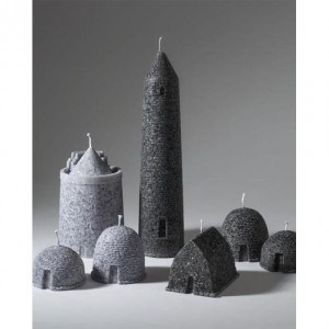 Round Tower Candles