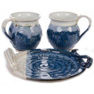 Pottery Mug Set