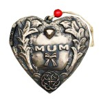 Celtic Heart for Mum Irish Gifts for Mothers Day Ireland