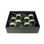 Connemara Marble Napkin Rings