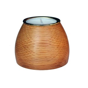 Wooden Tealight Candle Holder (small)
