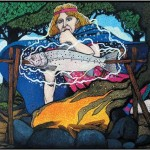Salmon of Knowledge Irish Jigsaw Puzzle