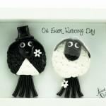 Bride & Groom Crazy Sheep