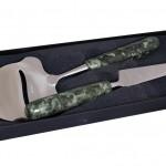 Cheese Knife & Plane Gift Set
