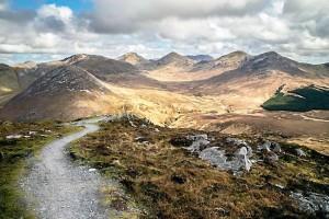 Twelve Bens Mountains, Connemara