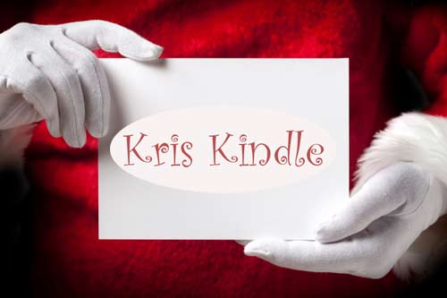 Kris Kindle – Secret Santa gift ideas