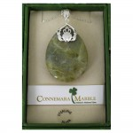 Connemara-Marble-Claddagh-Pendant-Irish-Jewellery