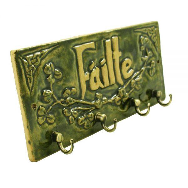 fáilte key tidy new home irish gifts