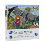 Skellig Michael Jigsaw Puzzle Irish Gifts for Mothers Day Ireland