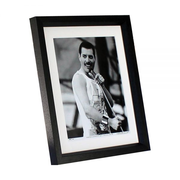 Freddie Mercury Framed Photo Print, Slane Castle Ireland