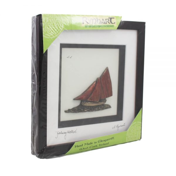 Galway Hooker Bronze Gifts made in Ireland