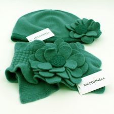 Wool Hat & Scarf Set