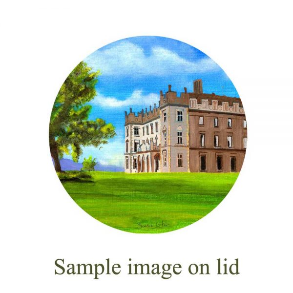 Candles Corporate Gifts, personalised with your favourite image or logo, made in Ireland
