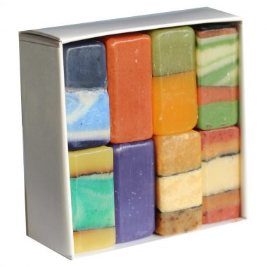 Baressential Soap Gift Set, box of mini soaps, gifts from Ireland