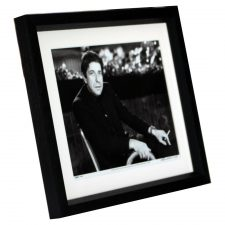 Leonard Cohen Framed Photo Print taken in Ireland by Colm Henry, Hot Press Photographer, Ireland