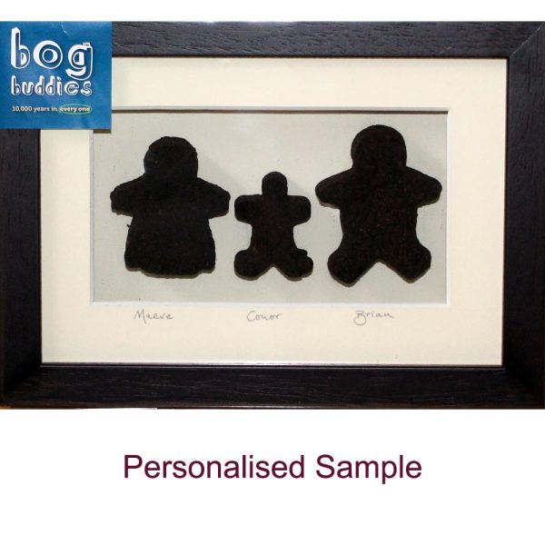 Personalised family gift made in Ireland