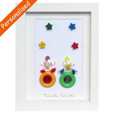 Twinkle Twinkle Buttons, handmade in Ireland, Irish gifts for children