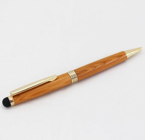 Retirement Gifts Irish Yew Stylus Pen