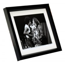 Rory & Phil framed photo print, Ireland, taken by Hot Press Photographer Colm Henry
