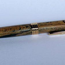 Spalted Beech Pen
