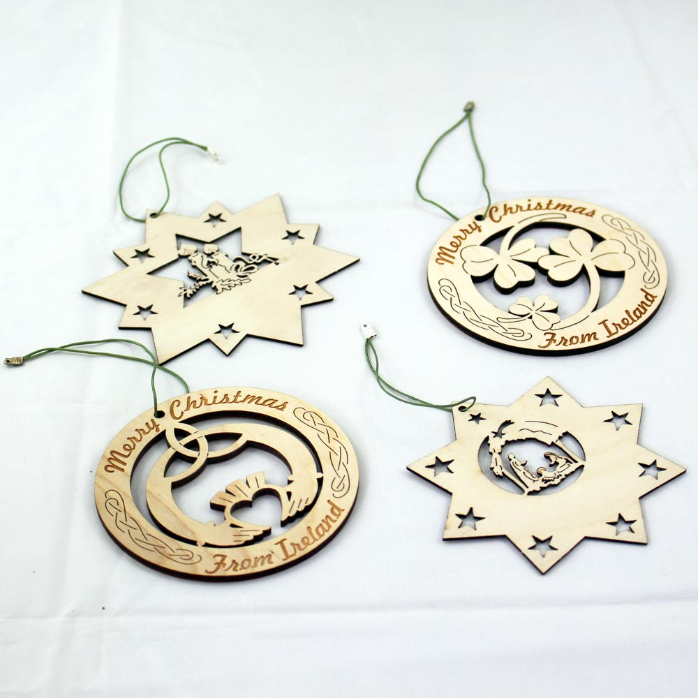 Wooden Christmas Decorations.Wooden Christmas Decorations