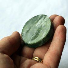 Irish Worry Stone, Connemara Marble Ireland