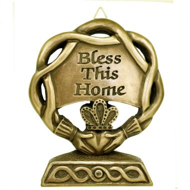 Bless this Home Claddagh Gift