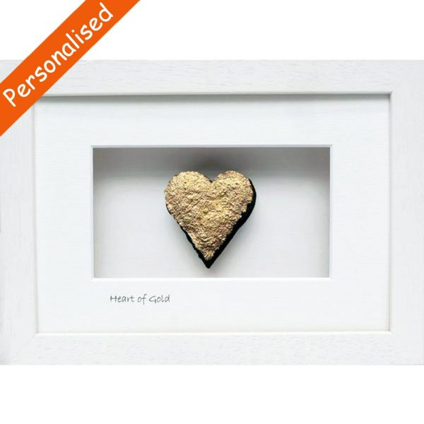 Heart of Gold, unique turf gift made in Ireland