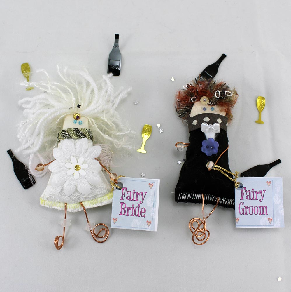Bride And Groom Away With The Fairies ☘ Totally Irish Gifts