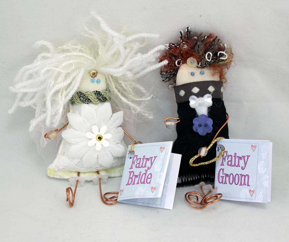 Irish Wedding Gifts From Ireland: Bride And Groom Away With The Fairies ☘ Totally Irish Gifts