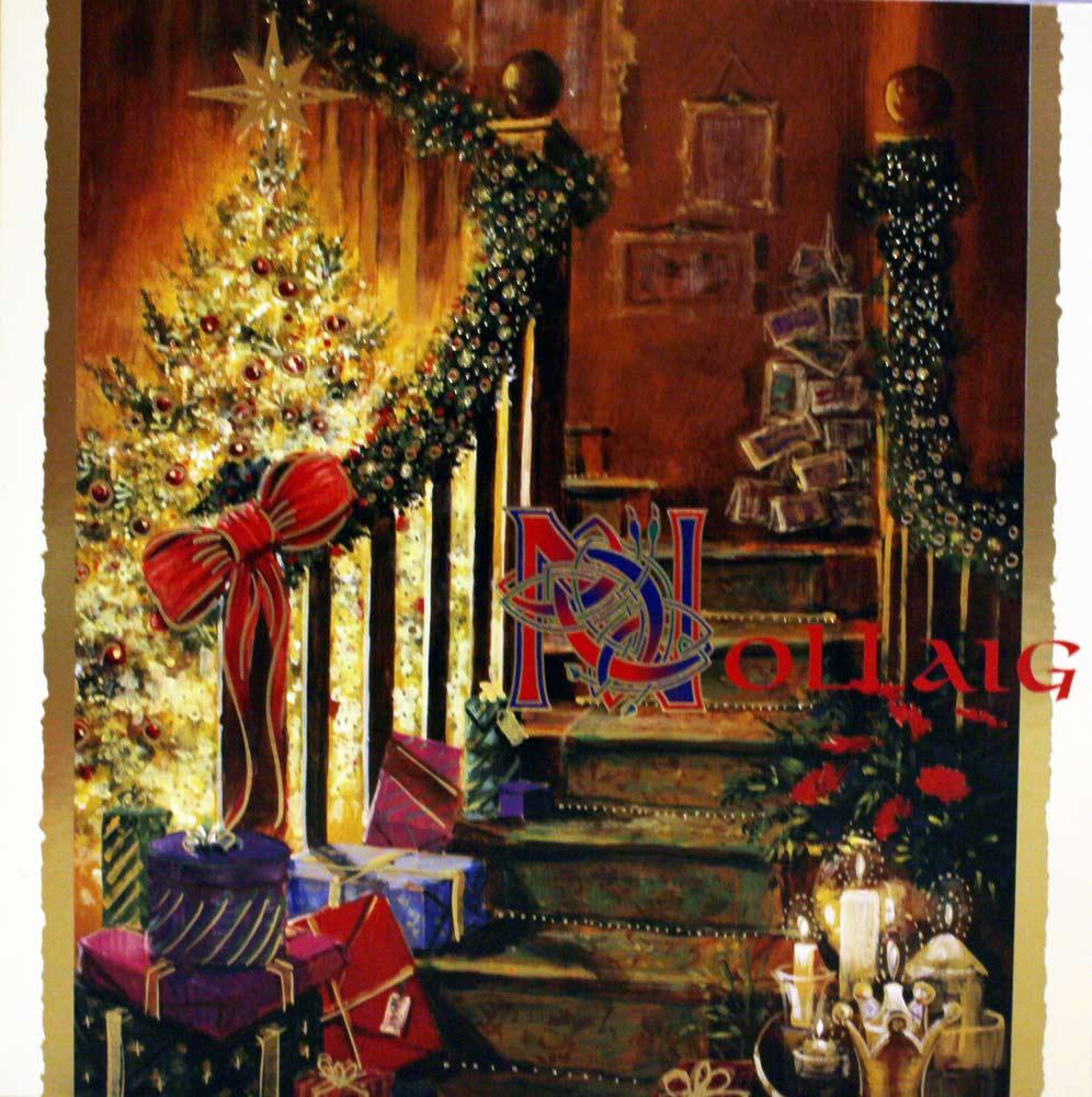 Irish Christmas Cards (pack of 10) | Totally Irish Gifts