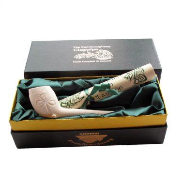 Traditional Irish Claypipe, authentic gift of a bygone Irish era, handmade in Ireland