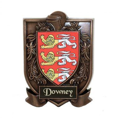 Downey coat of Ireland made in Ireland