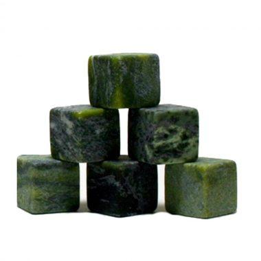 Connemara Marble Ice Cubes made in Ireland