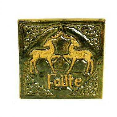 Fáilte tile made in Ireland