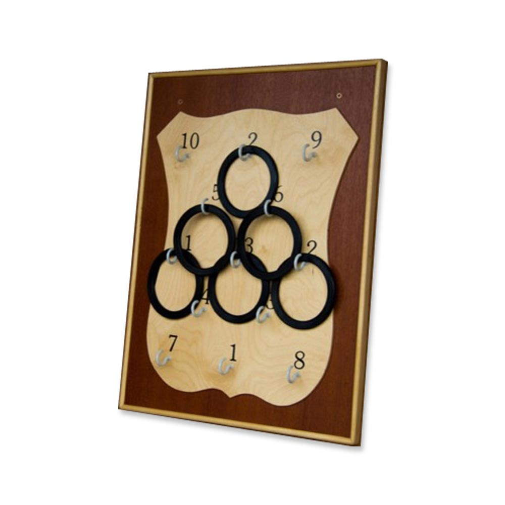 framed championship full size ring board for championship players