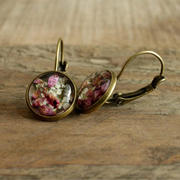 Irish Heather Jewellery made in Ireland