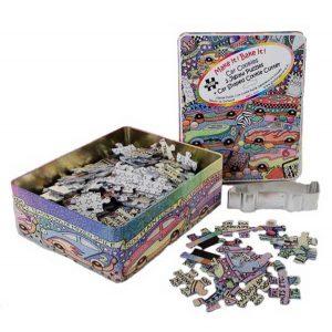 Car Cookie Puzzle