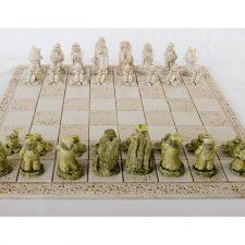 Little Folk Chess Set made in Ireland