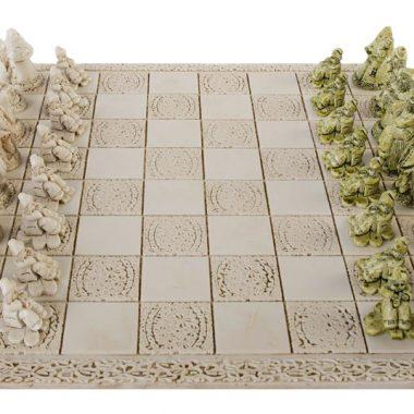 Little Folk Chess Set