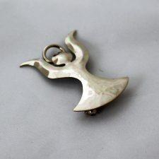 lucky angel brooch irish gifts