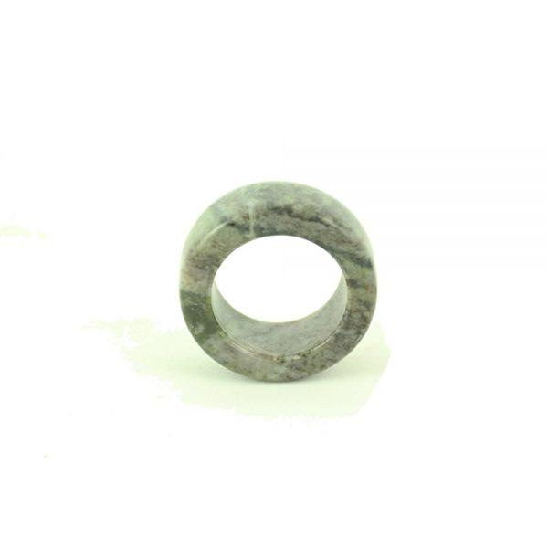 Connemara Marble napkin ring made in Ireland