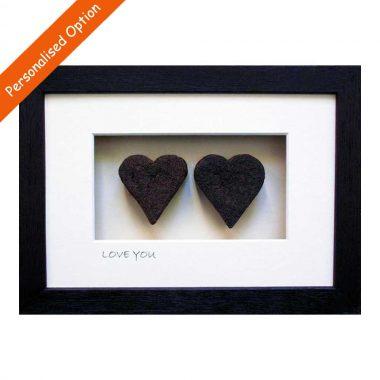 Bog Hearts, authentic Irish turf gifts made in Ireland