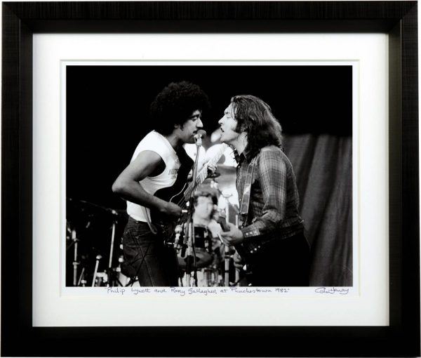 Rory Gallagher & Phil Lynott