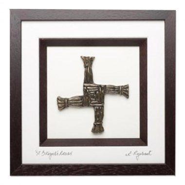 Bronze St Brigids Cross Ireland