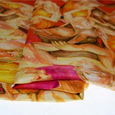 Girls Day Out Silk Scarf