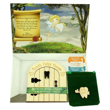 Tooth Fairy Door, gift suitable for boys and gifts, gift made in Ireland