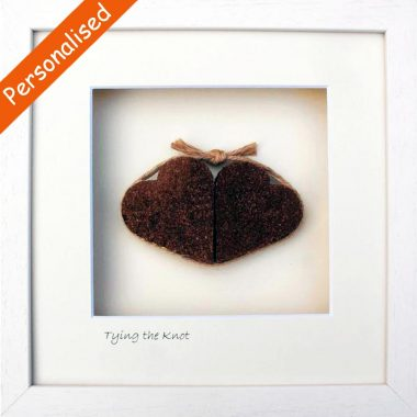 Tying the Knot, engagement gifts made in Ireland from authentic Irish turf