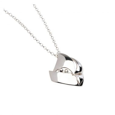 Voyage silver pendant
