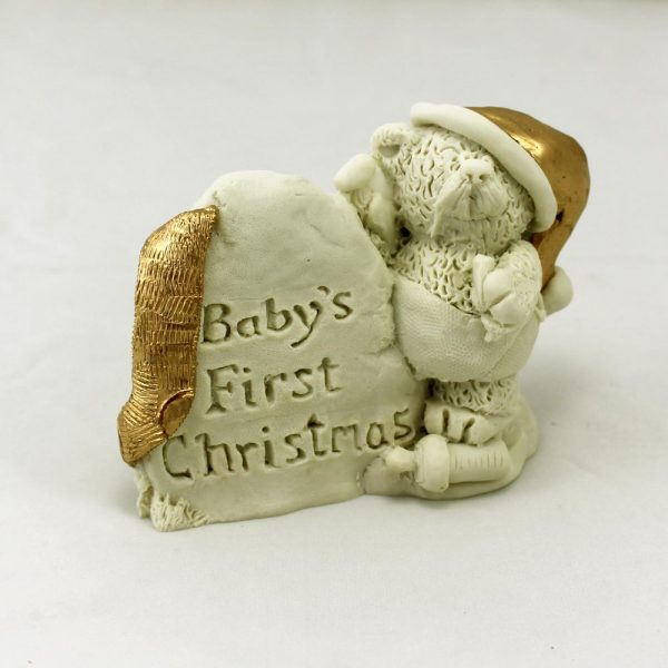 Baby's First Christmas keepsake gift, handmade in Ireland